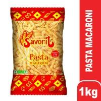 Savorit Popular Macaroni 1kg (Spiral)