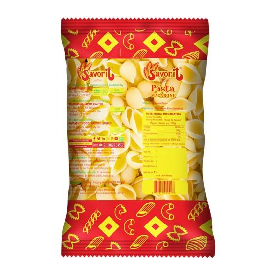 Savorit Popular Macaroni 1kg (Shell)