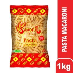 Savorit Popular Macaroni 1kg (Penne)