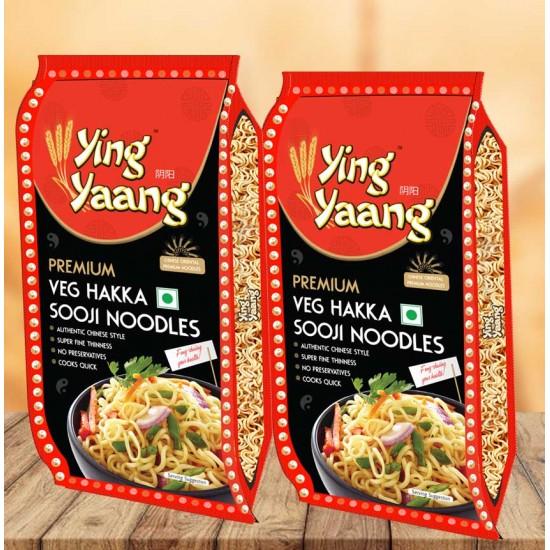 Ying Yaang Premium Hakka Noodles 800Gm (Buy 1 Get 1 Free)