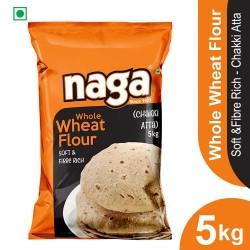 Naga Whole Wheat Atta 5kg