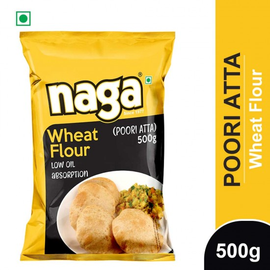 Naga Poori Atta 500g