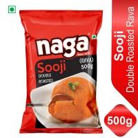 Naga Double Roasted Sooji 500g